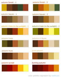 fall color pallette autumn color palette google search color pinterest autumn
