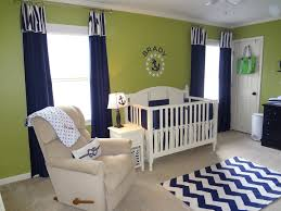 Nautical Decor Ideas Green And Navy Nautical Nursery Nautical Nursery Project