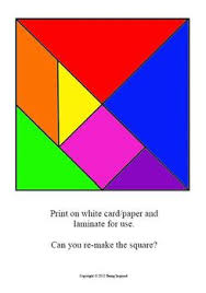 fun with tangrams freebie by being inspired teachers pay teachers