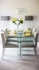 Dining Room Furniture Glasgow Delicate Dining Room Decor Of Beige Colored Carpet Velvet Chairs