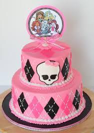 Monster High Cake Ideas Birthday Express