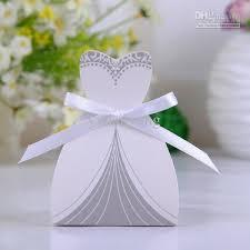 wholesale wedding favors wholesale wedding box buy tuxedo and gown favor boxes color box