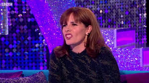darcey bussell earrings darcey bussell teases cleavage in lace up blouse for duchess of