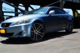 lexus black rims is250 lexus is250 zero black machine gwg wheels