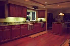 Led Kitchen Cabinet Downlights Cabinet Led Lighting Kitchen Kitchen Design