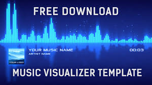 free music visualizer after effects template free download on vimeo