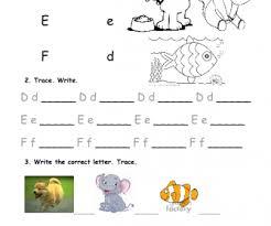 practice alphabet practice def