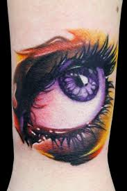 50 eye tattoos and design