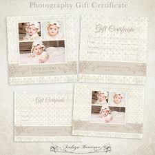 12 best images of photography gift certificate templates photoshop