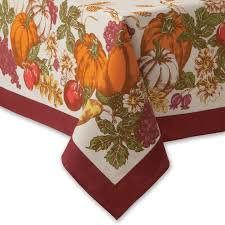 16 best tablecloths for thanksgiving images on fall