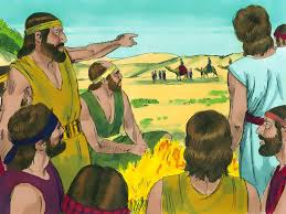 free bible images joseph is sold into slavery by his brothers for