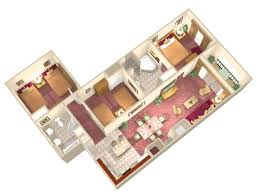 Two Bedroom Suites In Orlando Near Disney Orlando Bedroom Suite Latest Home Design Bedroom Design Floor