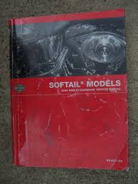 2005 harley davidson softail models motorcycle service manual
