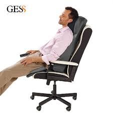 amazon com gess 18 shiatsu massage cushion with heat back full
