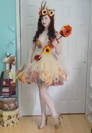 Fawn Fairy Halloween Costume Angela U0027s Costumery U0026 Creations Finished U201cfall Flower Fairy