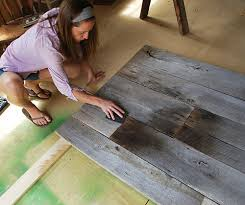 diy barn wood headboard part two sealing fiveoeight co