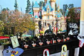Themed Decorations Disneyland Themed Decorations Free Printables