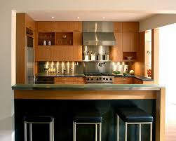 stainless steel backsplash houzz