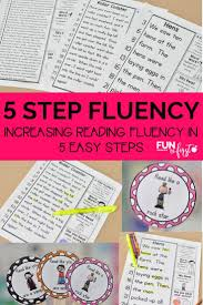 271 best fluency images on pinterest reading fluency guided
