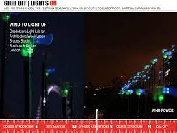 alternative lighting sources grid lights on