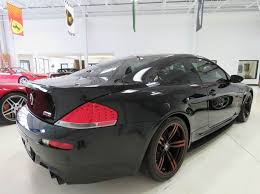 custom m6 bmw 2007 bmw m6 gintani custom supercharger ysi setup 2dr coupe in