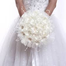 wedding flowers images free free shipping wedding flowers bridal bouquets handmade