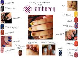 best nail polish trends 2015 2016 sport your team logo for march