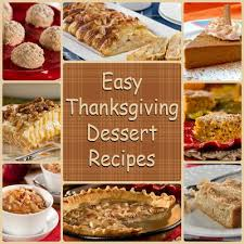 diabetic thanksgiving desserts 8 easy thanksgiving dessert recipes