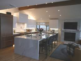 walnut modern kitchen kenmore modern kitchen remodel with 3 cabinet finishes