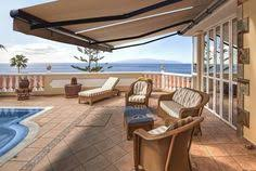 Motor For Retractable Awning Motorized Retractable Awnings With Drop Valance Screen Fabric By