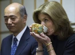 caroline kennedy sworn in as ambassador to japan