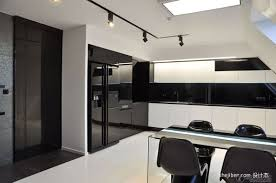 beautiful kitchens with white cabinets and black appliances color