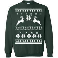deer sweater deer sweatshirts icestork