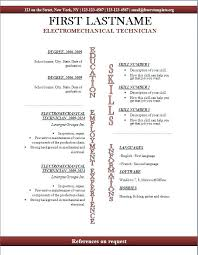 microsoft office resume templates 2015 eliolera com