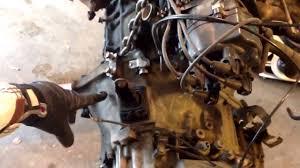 1994 toyota tercel engine rebuild 14 remove manual transmission