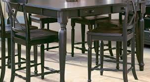table industrial bar height table intrigue industrial bar height