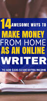 Ideas To Make Money From Home Best 20 On Online Ideas On Pinterest Student Online Random