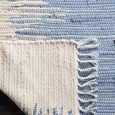 Woven Cotton Area Rugs Beachcrest Home Ona Woven Cotton Area Rug Reviews Wayfair
