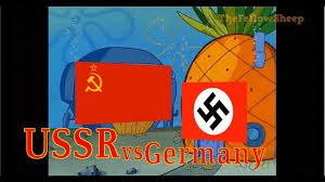 Spongebob Wallet Meme - ussr vs germany explained by spongebob youtube