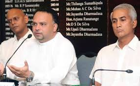 Sirasa Contract Duties Sri Lanka Cricket Sports Minister Navin Breaks Own Rules For