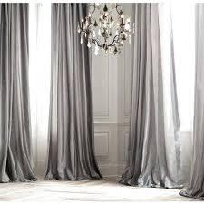 Silver Foil Curtains Silver Metallic Curtains Metallic Silver Foil Fringe Curtains