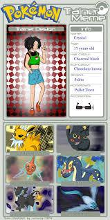 Trainer Meme - crystal pokemon trainer meme by riodigennaio on deviantart