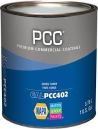 pcc 3 5 voc acrylic enamel single stage color 86 martin