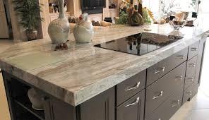 Granite Kitchen Makeovers - fantasy brown quartzite countertops google search cabin