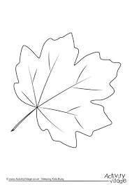 fall leaf coloring pages u2013 thaypiniphone