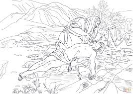 good samaritan coloring page free printable coloring pages