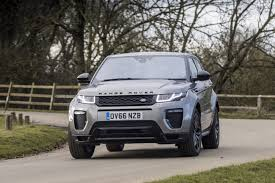 range rover small test drive range rover evoque vs jaguar f pace the business