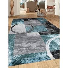 Gray Blue Area Rug Blue Rugs Area Rugs For Less Overstock
