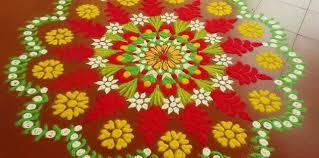 rangoli decoration rangoli designs with free archives pooja room and rangoli