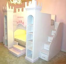 Princess Castle Bunk Bed Castle Bunk Bed Plan Grand Princess Castle Bunk Loft Bed Playhouse